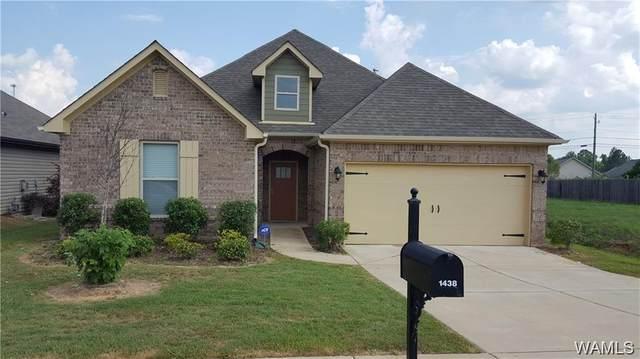 1438 Maxwell Circle, TUSCALOOSA, AL 35405 (MLS #143195) :: The Gray Group at Keller Williams Realty Tuscaloosa