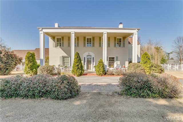 10 Hillcrest, TUSCALOOSA, AL 35401 (MLS #143274) :: The K|W Group