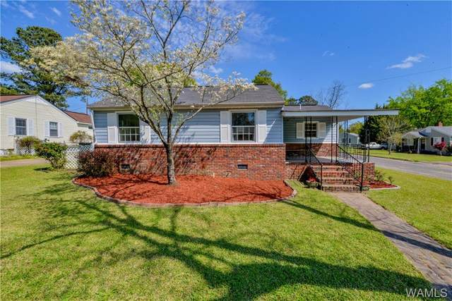 8 Arlington Drive, TUSCALOOSA, AL 35401 (MLS #143307) :: The K|W Group