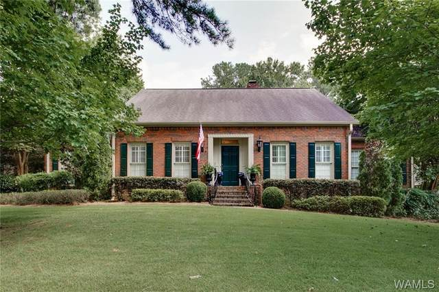 1309 Indian Hills Circle, TUSCALOOSA, AL 35406 (MLS #143355) :: The Gray Group at Keller Williams Realty Tuscaloosa
