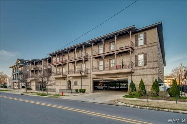 820 Frank Thomas Avenue #105, TUSCALOOSA, AL 35401 (MLS #143473) :: The Alice Maxwell Team