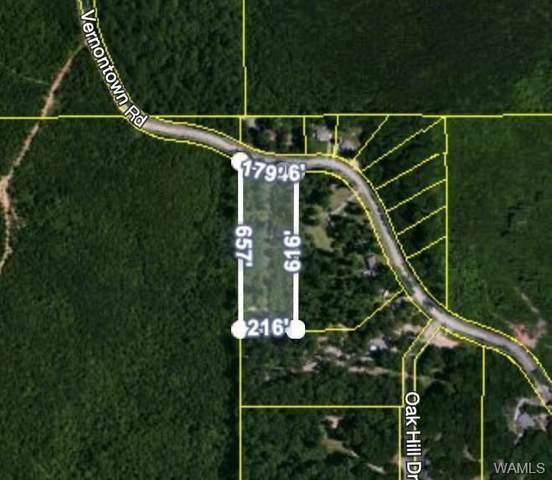 00 Vernontown Road, WEST BLOCTON, AL 35184 (MLS #143492) :: Caitlin Tubbs with Hamner Real Estate