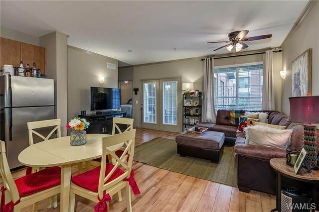 1901 5th Avenue E #1108, TUSCALOOSA, AL 35401 (MLS #143642) :: The K|W Group