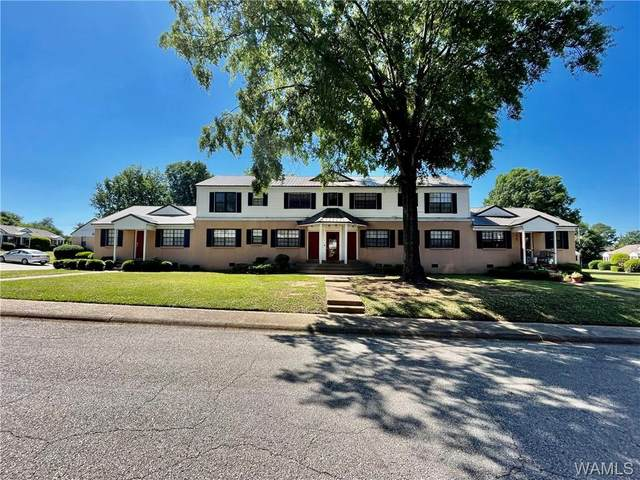 901 Hargrove Road 18C, TUSCALOOSA, AL 35401 (MLS #143854) :: The K|W Group