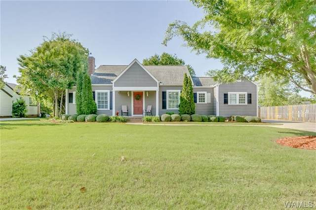 5 Hillcrest, TUSCALOOSA, AL 35401 (MLS #143880) :: The Alice Maxwell Team