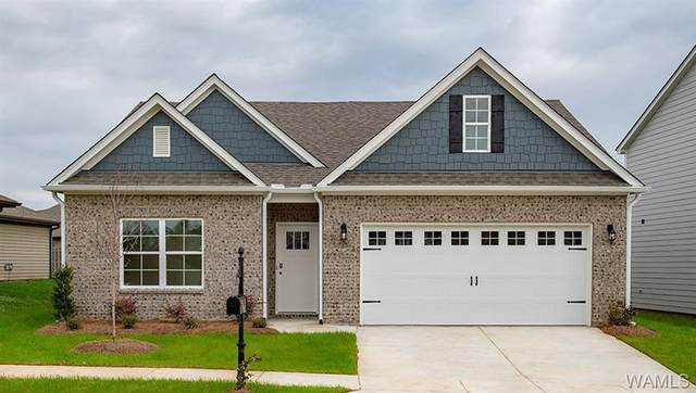 7423 Dowery Dell Way #69, NORTHPORT, AL 35473 (MLS #143925) :: The K W Group