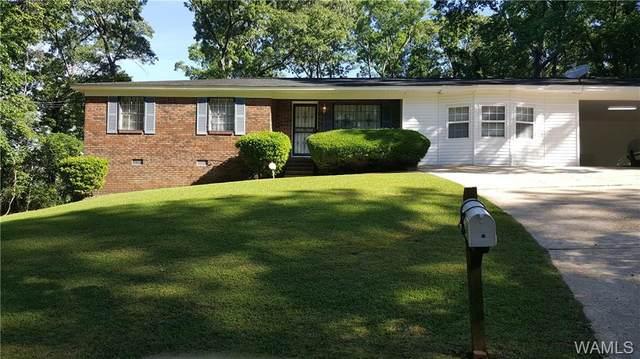 528 29th Court NE, TUSCALOOSA, AL 35404 (MLS #143991) :: The Gray Group at Keller Williams Realty Tuscaloosa