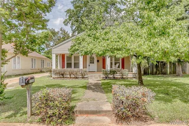 1604 3rd Ave, TUSCALOOSA, AL 35401 (MLS #143992) :: The Alice Maxwell Team