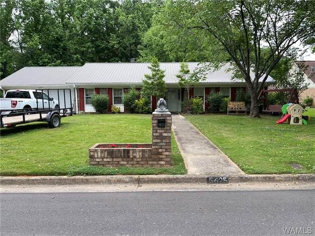 5625 Redbud Lane, TUSCALOOSA, AL 35405 (MLS #144043) :: The Gray Group at Keller Williams Realty Tuscaloosa