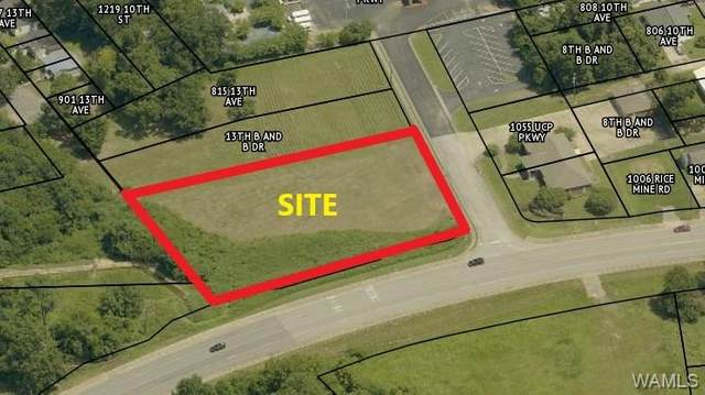 0 Rice Mine Road, NORTHPORT, AL 35476 (MLS #144121) :: The Advantage Realty Group