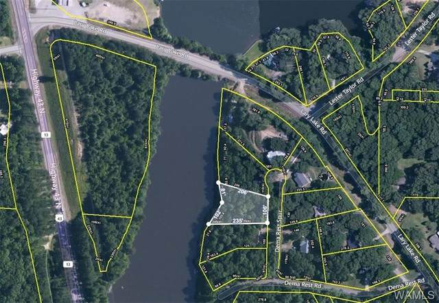 0 Dema Rest Spur, NORTHPORT, AL 35475 (MLS #144289) :: The Advantage Realty Group