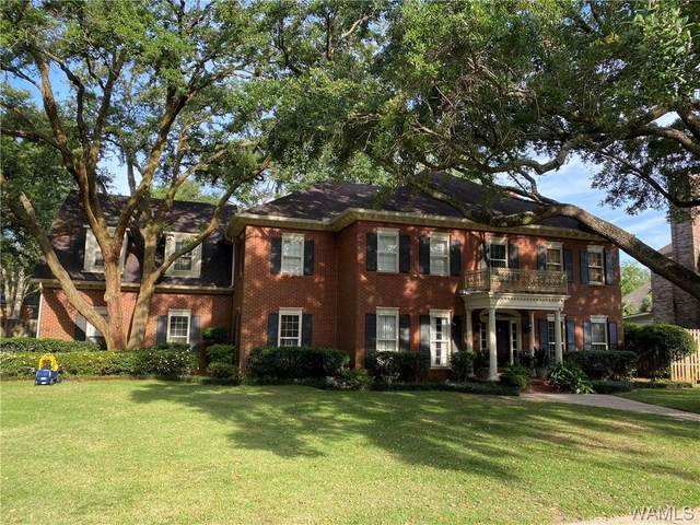 1608 Woodspointe Circle, Mobile, AL 36609 (MLS #144354) :: The Advantage Realty Group