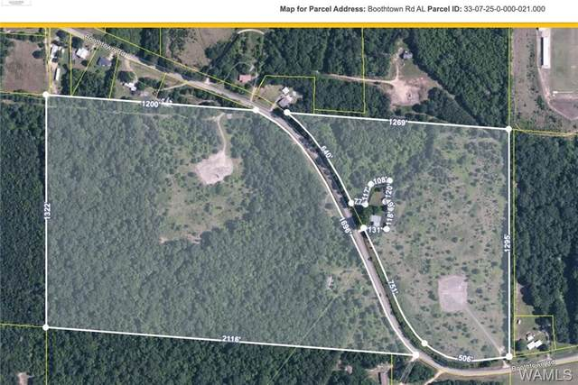 0 Boothtown Road, BUHL, AL 35446 (MLS #144418) :: The Gray Group at Keller Williams Realty Tuscaloosa
