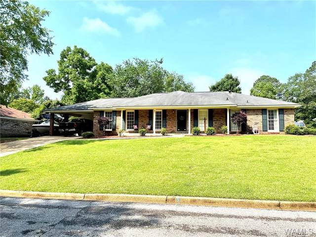 4810 Lake Forest Avenue, NORTHPORT, AL 35743 (MLS #144499) :: The Gray Group at Keller Williams Realty Tuscaloosa