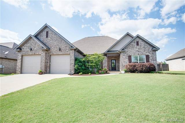 11409 Canetuck Lane, NORTHPORT, AL 35475 (MLS #144566) :: The K|W Group