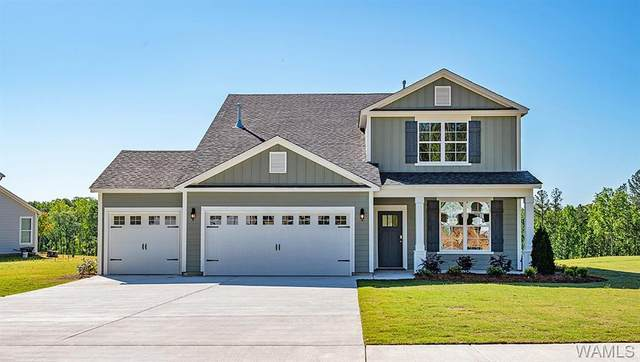 7320 Dowery Dell Way #76, NORTHPORT, AL 35473 (MLS #144618) :: The K|W Group