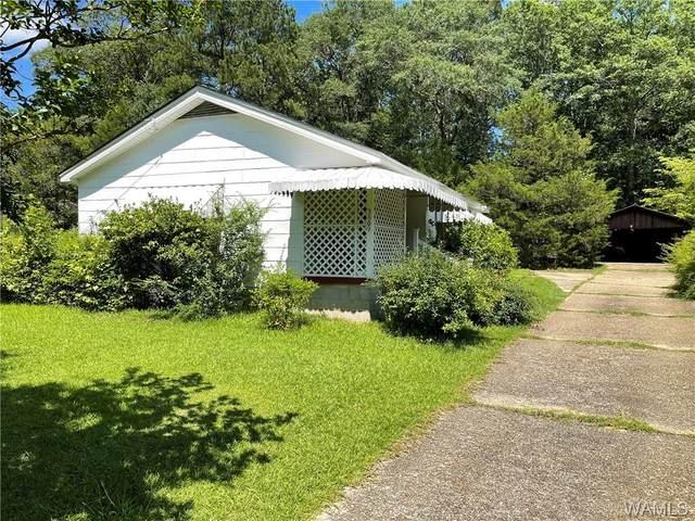 3809 Hunter Creek Road, NORTHPORT, AL 35473 (MLS #144666) :: The K|W Group