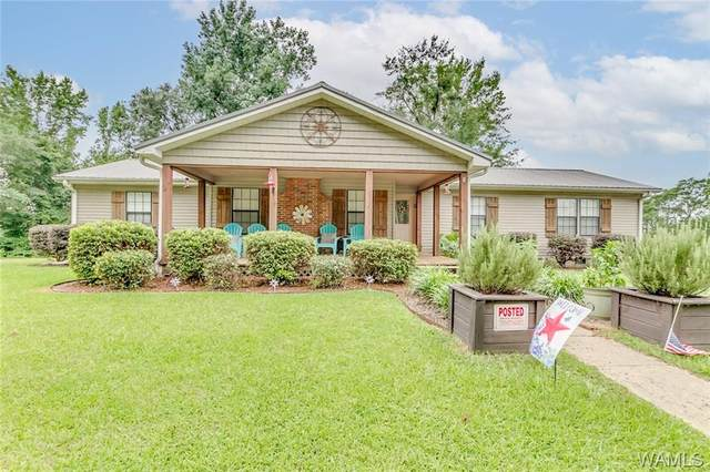 1665 Strawberry Road, MOUNDVILLE, AL 35474 (MLS #144905) :: The Alice Maxwell Team