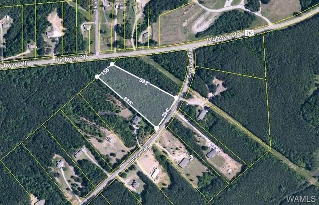 1 Crisstown Road, VANCE, AL 35490 (MLS #144907) :: The K W Group