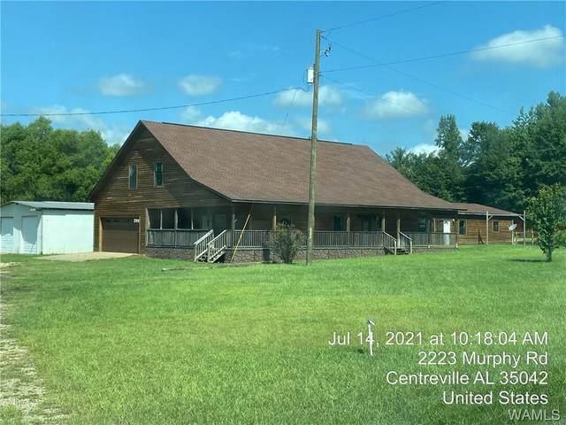 2223 Murphy Road, CENTREVILLE, AL 35042 (MLS #145011) :: The Gray Group at Keller Williams Realty Tuscaloosa