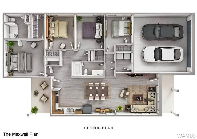 7211 60th Avenue E #4, COTTONDALE, AL 35453 (MLS #145022) :: The K|W Group