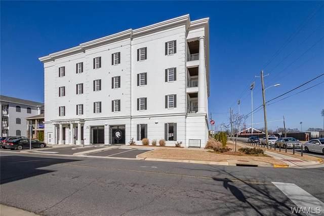 510 13th Street #203, TUSCALOOSA, AL 35401 (MLS #145097) :: The Gray Group at Keller Williams Realty Tuscaloosa