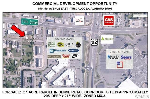1511 5th Avenue E, TUSCALOOSA, AL 35401 (MLS #145115) :: The Advantage Realty Group