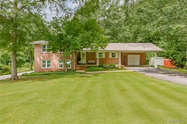 2842 Valley Crest Rd, TUSCALOOSA, AL 35405 (MLS #145134) :: The Alice Maxwell Team