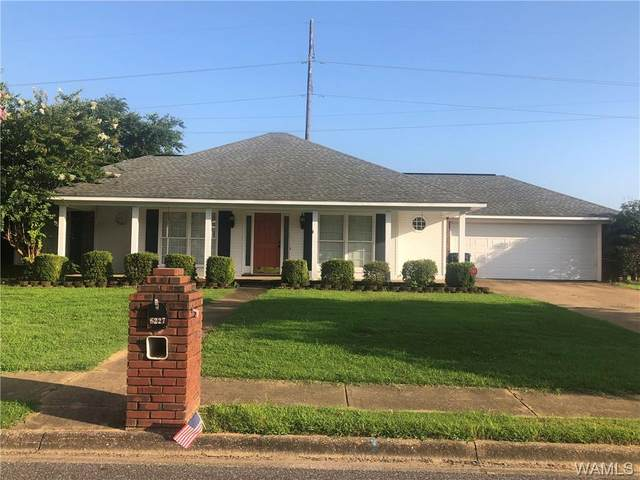 6227 Hibiscus Lane, NORTHPORT, AL 35473 (MLS #145278) :: The Advantage Realty Group