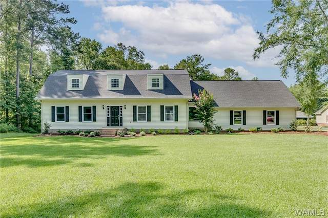 12606 Lakeland Country Estates, NORTHPORT, AL 35476 (MLS #145447) :: The Advantage Realty Group