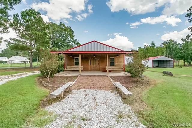 21160 Max Vintson Road, NORTHPORT, AL 35475 (MLS #145730) :: The Gray Group at Keller Williams Realty Tuscaloosa