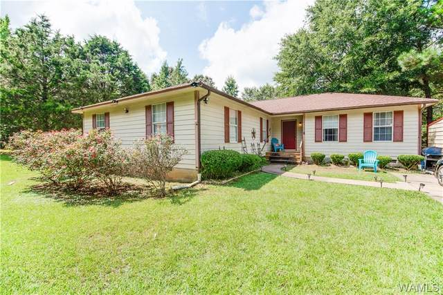 17722 Buckhorn Drive, NORTHPORT, AL 35475 (MLS #145933) :: The Gray Group at Keller Williams Realty Tuscaloosa