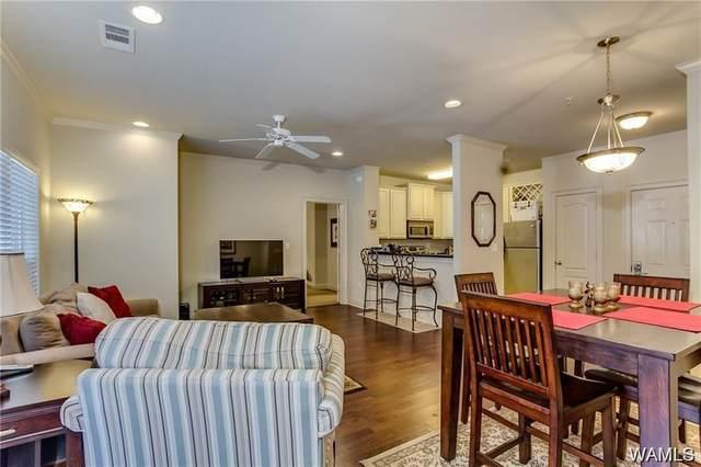 700 15th Street #1106, TUSCALOOSA, AL 35401 (MLS #145955) :: The Advantage Realty Group