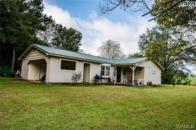 1230 Hunter Road, GORDO, AL 35466 (MLS #145975) :: The Gray Group at Keller Williams Realty Tuscaloosa