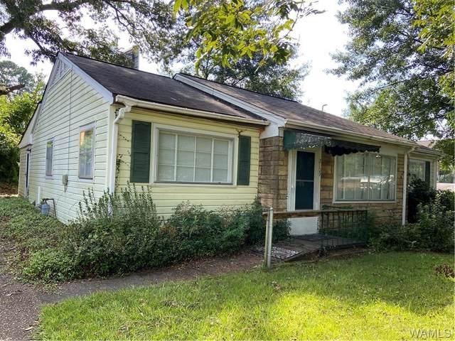 2109 20th Avenue, NORTHPORT, AL 35476 (MLS #146061) :: The Gray Group at Keller Williams Realty Tuscaloosa