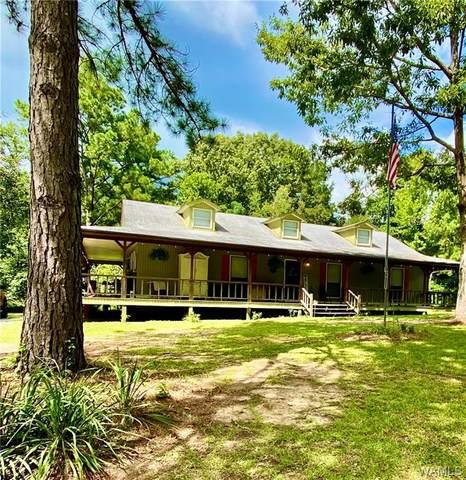 3357 Active Road, LAWLEY, AL 36793 (MLS #146094) :: The Gray Group at Keller Williams Realty Tuscaloosa