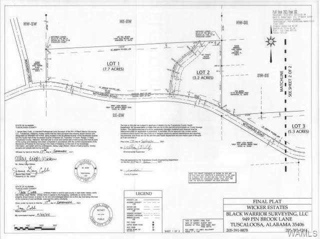 00000 Bethabara Road, NORTHPORT, AL 35475 (MLS #146358) :: The K|W Group