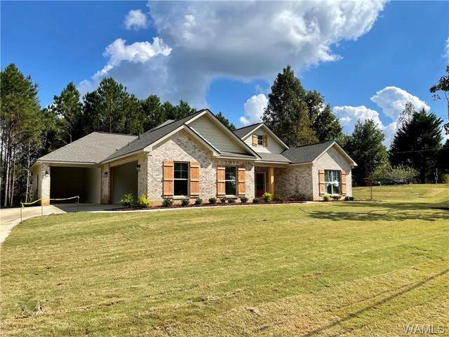 8485 Charlie Shirley Road, NORTHPORT, AL 35473 (MLS #146688) :: The Alice Maxwell Team