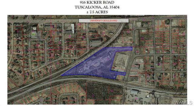 916 Kicker Road, TUSCALOOSA, AL 35404 (MLS #125109) :: The Gray Group at Keller Williams Realty Tuscaloosa