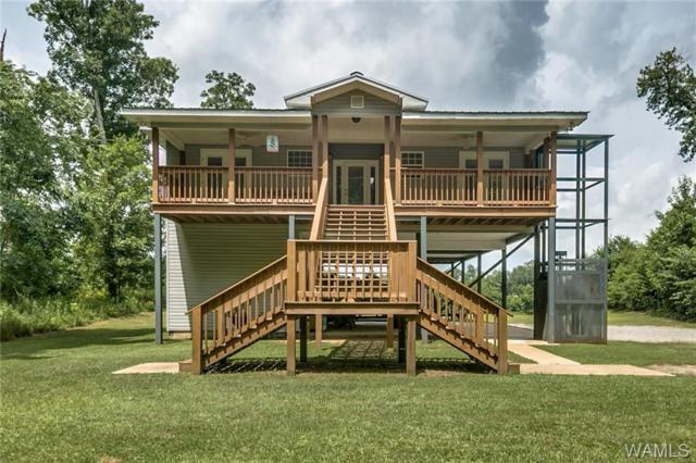 2132 Two Rivers Road, EUTAW, AL 35462 (MLS #125560) :: The Advantage Realty Group