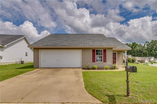 183 Griffin Drive, MOUNDVILLE, AL 35474 (MLS #129932) :: The Advantage Realty Group