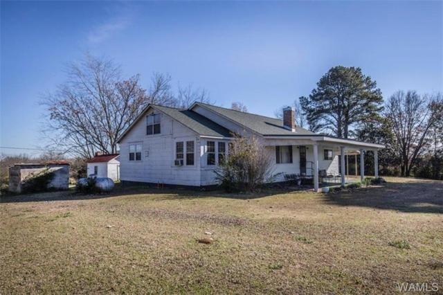 4121 County Road 24, Emelle, AL 35459 (MLS #131005) :: Wes York Team