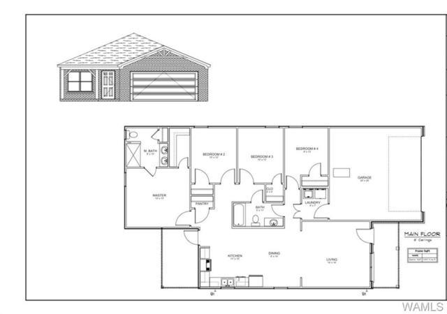 181 Wexford Way #80, TUSCALOOSA, AL 35405 (MLS #131205) :: The Gray Group at Keller Williams Realty Tuscaloosa