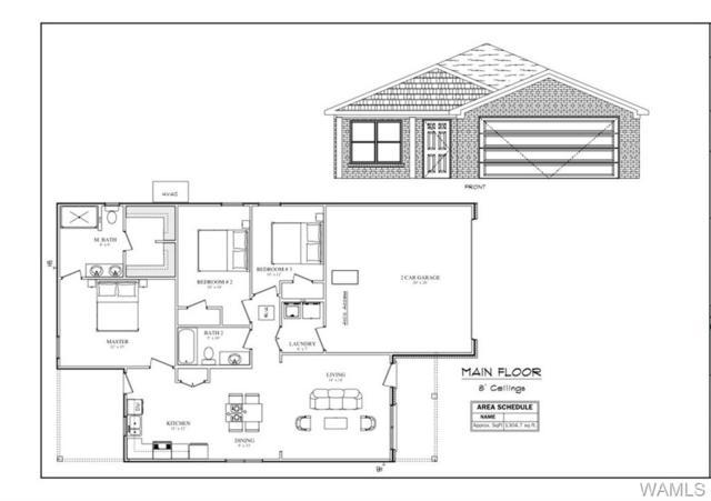 173 Wexford Way #82, TUSCALOOSA, AL 35405 (MLS #131629) :: The Gray Group at Keller Williams Realty Tuscaloosa