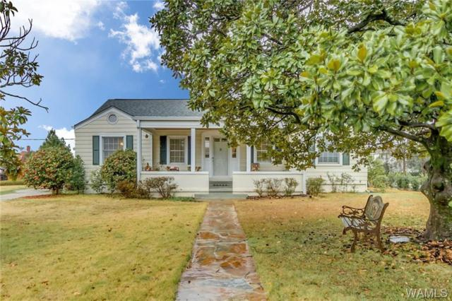 2010 Glendale Gardens, TUSCALOOSA, AL 35401 (MLS #131805) :: Hamner Real Estate