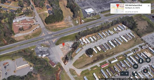 555 Mcfarland Boulevard, NORTHPORT, AL 35476 (MLS #132711) :: The Advantage Realty Group