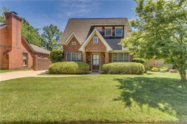 1029 Myrtlewood Drive, TUSCALOOSA, AL 35401 (MLS #132799) :: Wes York Team