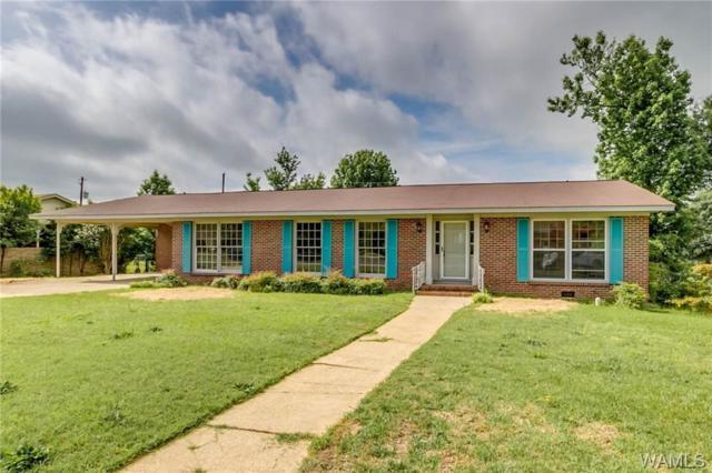 243 Cedar Crest, TUSCALOOSA, AL 35401 (MLS #132857) :: Hamner Real Estate
