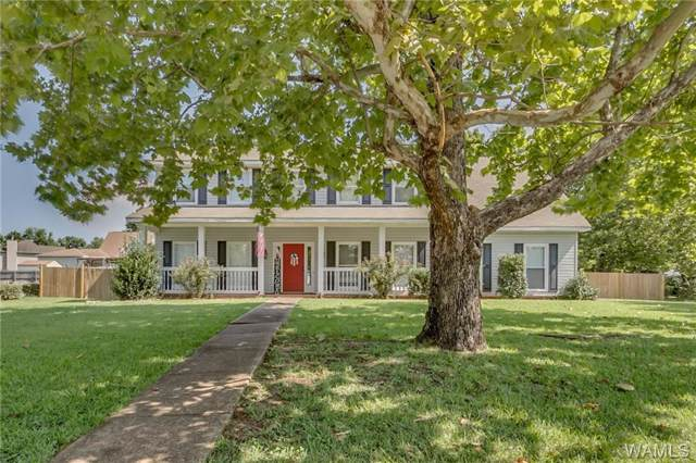 864 Amberwood Drive, TUSCALOOSA, AL 35405 (MLS #134474) :: The Alice Maxwell Team