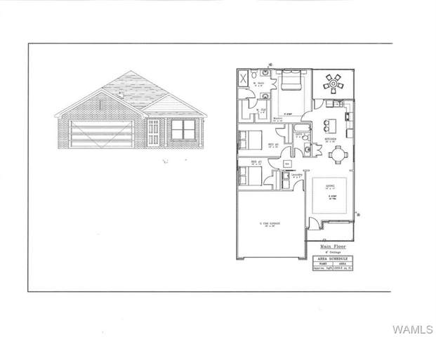 6449 Cooperstown Circle Lot 86, COTTONDALE, AL 35453 (MLS #134540) :: The Advantage Realty Group